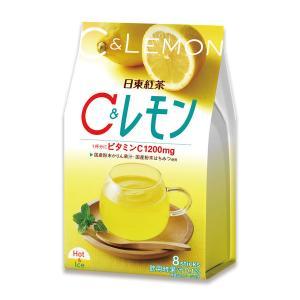 日東紅茶 C&レモン 1袋(10本入)