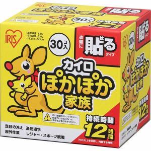 ぽかぽか家族 貼るレギュラー 1箱(30個入) アイリスオーヤマ