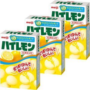 明治 ハイレモン 18粒入 1セット(3箱)