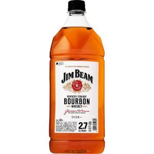 (大容量がお得)サントリー ジムビーム2.7Lペット ウイスキー