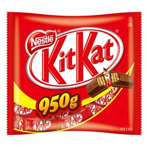 ネスレ日本 キットカットミニ (950g)約82枚入 1袋