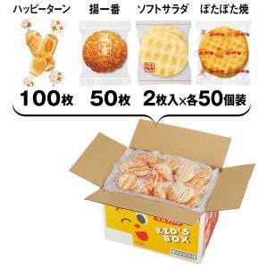 福袋2020 亀田製菓 亀田のおせんべいキッズボックス 2090g 1箱