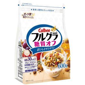 カルビー フルグラ糖質オフ 600g 1袋|y-lohaco