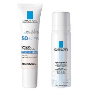 数量限定ラ ロッシュ ポゼ UVイデア XL プロテクショントーンアップ (敏感肌用日やけ止め・化粧下地/SPF50+ PA++++ 30mL) キット