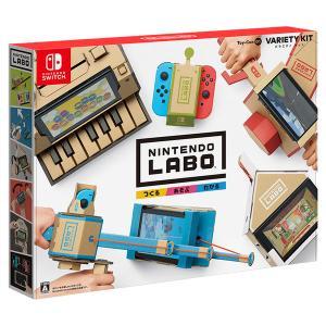 任天堂 NintendoLabo ToyCon 01 VarietyKit HAC-R-ADFUA ...