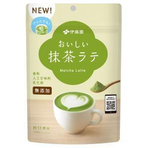 水出し可 伊藤園 おいしい抹茶ラテ 1袋(160g)
