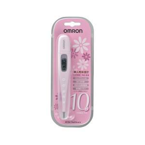 オムロン 婦人用 電子体温計 MC-6830L オムロンヘルスケアの画像