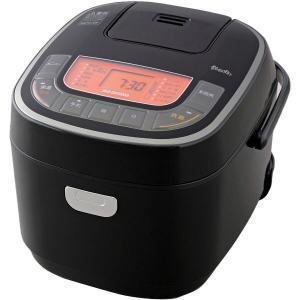 アイリスオーヤマ マイコン式ジャー炊飯器 黒 RC-MC50-B 5.5合炊き 米屋の旨み 銘柄炊き