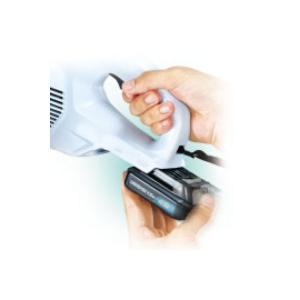 マキタ コードレススティック掃除機 10.8V充電式クリーナー バッテリー・充電器付き CL108FDSHW 1台 makita|y-lohaco|05