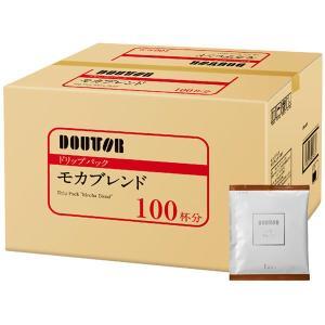 アウトレットドトール ドリップパック モカブレンド 1箱(100袋入)|y-lohaco
