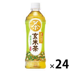 サントリー 伊右衛門 玄米茶 500ml 1箱(24本入)