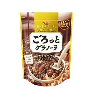 日清シスコ ごろっとグラノーラ チョコナッツ 500g 1袋