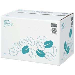 ドリップコーヒー オリジナルブレンド ドリップコーヒー こく 1箱(7g×100袋入)|LOHACO PayPayモール店