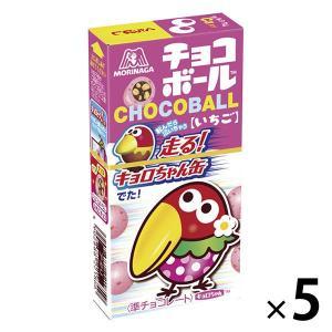 森永製菓 チョコボール いちご  5個