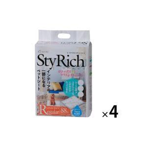 クリーンワン スタイリッチ リラックスオリエンタルの香り レギュラー 88枚 4袋 シーズイシハラ