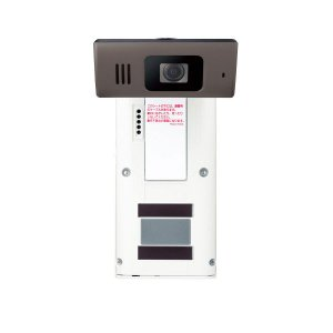 パナソニック モニター付きドアカメラ VS-HC400-W 防犯カメラ 工事不要|y-lohaco|06