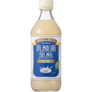 ヤマモリ 乳酸菌黒酢 ヨーグルト味 500ml 1本 LOHACO PayPayモール店
