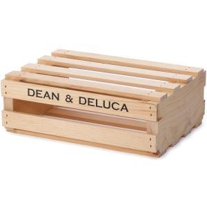 DEAN&DELUCA(ディーンアンドデルーカ)D&D ウッドクレート L 2000814100598 1個|y-lohaco