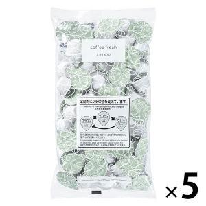 メロディアン コーヒーフレッシュ(セレニータ)3ml 1セット(350個:70個入×5袋)