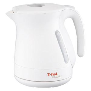 T-fal(ティファール)電気ケトル ジャスティンプラス ホワイト 1.2L KO340175