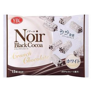 ヤマザキビスケット ノアール クランチチョコレート ホワイト 1袋