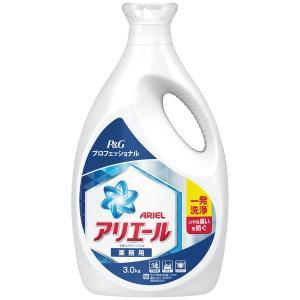 アリエール イオンパワージェル ビッグボトル 大容量 3kg 1個 洗濯洗剤 P&G