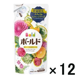 アウトレットP&G ボールドナチュラル エレガントフローラル&マンダリンの香り 詰め替え 700g 1ケース(12個:1個×12)|y-lohaco