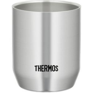 サーモス(THERMOS) 真空断熱カップ ステンレス JDH-280 S 1個