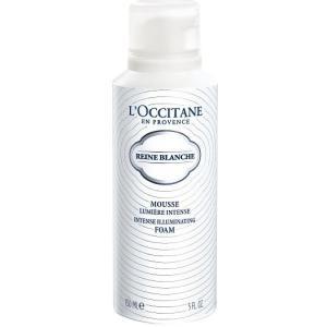 L'OCCITANE(ロクシタン)レーヌブランシュ イルミネイティングクレンジングフォーム 150mL|y-lohaco