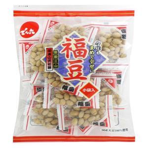 でん六 福豆 小袋入 1袋(約16袋入) 節分 豆まき
