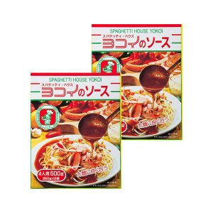 日本製麻 ボルカノ・ヨコイソース (250g×2) 1セット(2個)