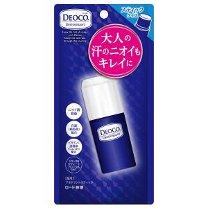 デオコ(DEOCO) 薬用デオドラントスティック 13g ロート製薬