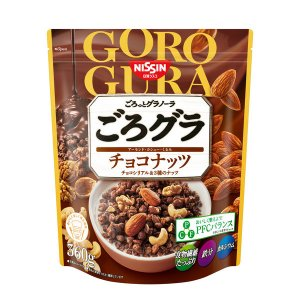 日清シスコ ごろっとグラノーラ チョコナッツ 400g 1袋