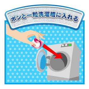 ボールド ジェルボール3D プレミアムブロッサム 詰め替え 超ジャンボ 1セット(2個:88粒入) 洗濯洗剤 P&G|y-lohaco|06