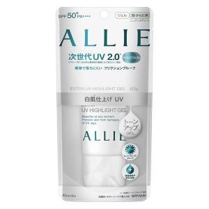 【アウトレット】ALLIE(アリィー) エクストラUV ハイライトジェル 60g SPF50+・PA...