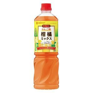 ミツカン ビネグイットりんご酢柑橘ミックス(6倍濃縮タイプ) 1000ml 1本