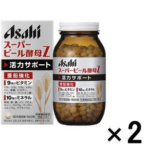 スーパービール酵母Z 1セット(660粒×2個) アサヒグループ食品 サプリメント|y-lohaco