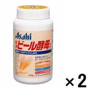 粉末ビール酵母 1セット(180g×2個) アサヒグループ食品 サプリメント|y-lohaco
