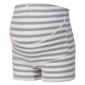 ピジョン ムレにくいおなからくらく妊婦帯パンツ グレー M〜L 1個 入園・入学