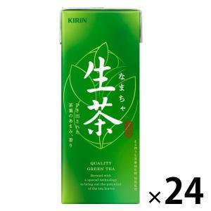キリンビバレッジ 生茶 250ml 紙パック 1箱(24本入) y-lohaco