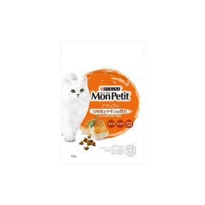 MonPetit(モンプチ)猫用 バッグ ナチュラル 白身魚とチキンの贅沢 500g 1袋 ネスレ日本|y-lohaco