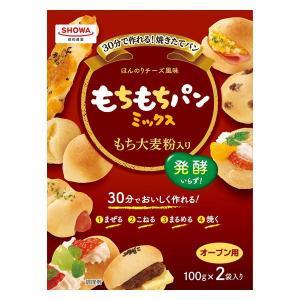 昭和産業 もちもちパンミックス 1個