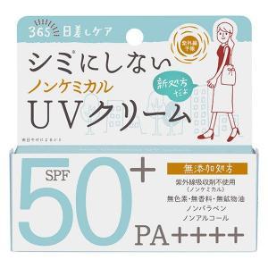 紫外線予報 ノンケミカルUVクリーム F SPF50+・PA++++ 石澤研究所