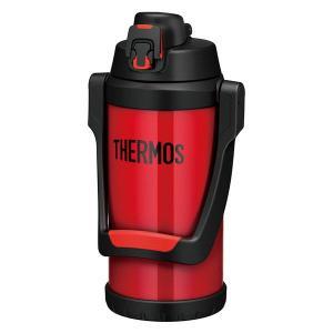 セール  サーモス(THERMOS) 水筒 真空断熱スポーツジャグ 2リットル ファイアーレッド F...