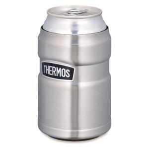 サーモス(THERMOS) 保冷缶ホルダー ステンレス ROD-002 S|y-lohaco