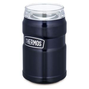 サーモス(THERMOS) 保冷缶ホルダー ミッドナイトブルー ROD-002 MDB|y-lohaco