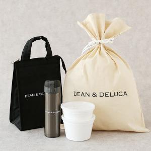 DEAN&DELUCA(ディーンアンドデルーカ) ピクニックセット (フードコンテナ・マグボトル・保冷バック) 1セット 2000942100200|y-lohaco