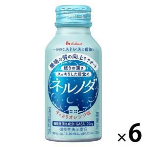 ハウスウェルネスフーズ ネルノダ 100ml ボトル缶 1パック(6本)|y-lohaco
