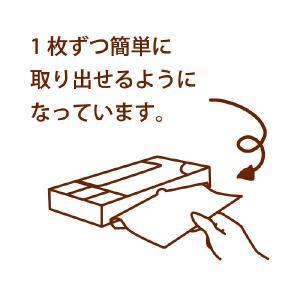 アウトレットフードラッピングバッグ (水玉ホワイト) FWB5202 1セット(2箱) 天満紙器|y-lohaco|03