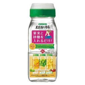 宝酒造 ホワイトタカラ 果実酒の季節 35°(1.8Lのデカンタ入) 900ml  焼酎